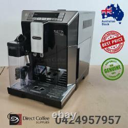 DeLonghi Eletta Cappuccino ECAM45.760. B Automatic Coffee Machine Used
