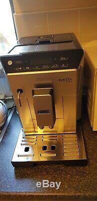 DeLonghi Eletta Plus ECAM44.620 Bean to Cup Coffee Machine 9 months warranty