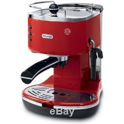 DeLonghi Espresso Cappuccino, coffee Maker Machine 1500-wManual SALE Was 275