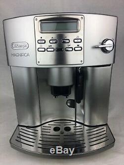 DeLonghi Magnifica EAM3400N Coffee Espresso Cappuccino Machine Working