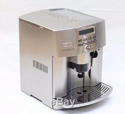 DeLonghi Magnifica Esclusivo ESAM3500. N Coffee Espresso Cappuccino Latte Maker