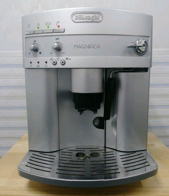 Delonghi Magnifica Super Automatic Espresso Coffee Cappuccino Machine