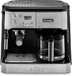 De'Longhi BCO432 All in One Combination Coffee Maker & Espresso Machine