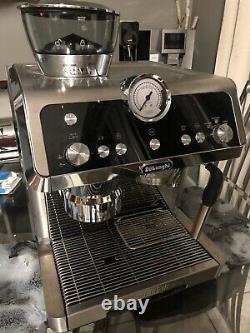 De'Longhi La Specialista Coffee Maker FLAWLESS Stainless Steel
