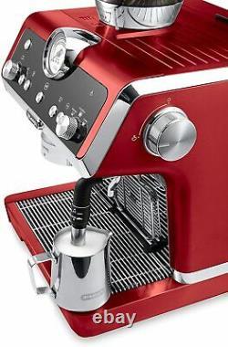 De'Longhi La Specialista Coffee Maker Red Color. Model Number EC9335R