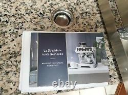 De'Longhi La Specialista Espresso/Coffee Machine Stainless Steel