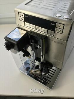 De'Longhi PrimaDonna XS DeLuxe Slimline Bean to Cup Coffee Machine ETAM36.365. M