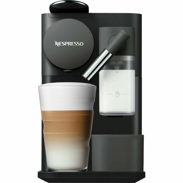 De'longhi Coffee Pod Machine Maker Nespresso Latte Cappuccino Lattissima En500b