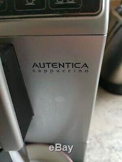 Delonghi Autentica Cappuccino Etam 29.660. Sb Bean To Cup Coffee Machine