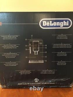 Delonghi Dinamica Fully Automatic Coffee And Espresso Machine