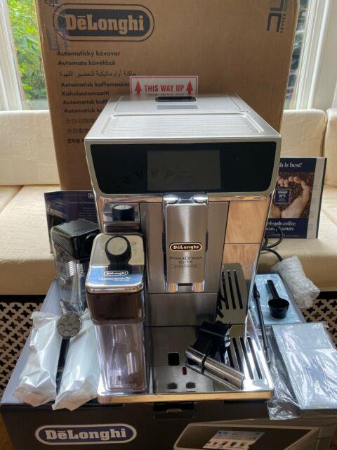 Delonghi Ecam650.85. Ms Primadonna Elite Experience Bean To Cup Coffee Machine