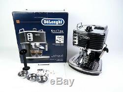 Delonghi ECZ351BK Scultura Traditional Espresso Coffee Machine Black