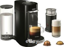 Delonghi ENV150GYAE VertuoPlus Nespresso Coffee Espresso Machine & Aeroccino