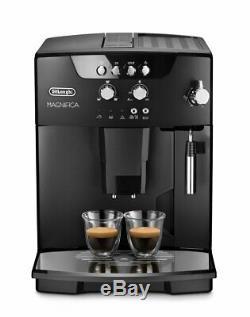 Delonghi ESAM04110. B Magnifica Super Automatic Espresso Cappuccino Coffee Maker