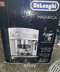 Delonghi ESAM3300 Magnifica Super Automatic Espresso Cappuccino Coffee Maker