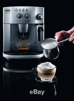 Delonghi ESAM4200. S EX 1 Magnifica Coffee Robot 1450 W Silver Automatic