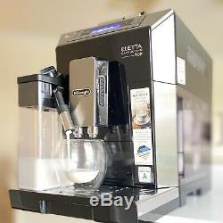 Delonghi Eletta Cappuccino Top Super Automatic Coffee Machine, Mint Bargain
