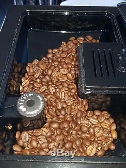Delonghi Eletta, full auto bean to cup coffee, espresso and cappuccino maker