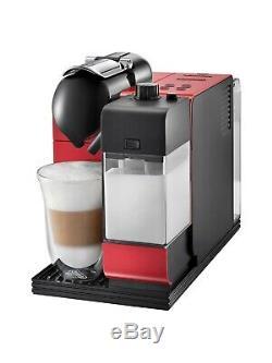 Delonghi Nespresso EN520R Lattissima Espresso Latte Coffee Cappuccino Maker
