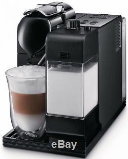 Delonghi Nespresso EN520. BK Lattissima Espresso Lattee Coffee Cappuccino Maker