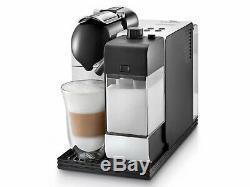 Delonghi Nespresso EN520. W Lattissima Espresso Coffee Latte Cappuccino Maker