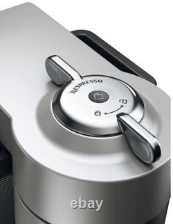 Delonghi Nespresso Vertuo Coffee & Espresso Machine- Black Gray- Silver