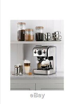 Dualit Espressivo Coffee Machine