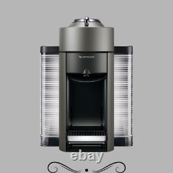 ENV135TAE, Nespresso Vertuo Coffee and Espresso Machine with Aeroccino, Titanium