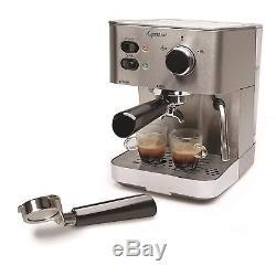 Espresso Cappuccino Machine Restaurant Coffee Maker Capresso Barista Commercial
