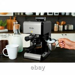 Espresso Coffee Maker Cafe Home Bar Automatic Machine Cappuccino Latte Brewer
