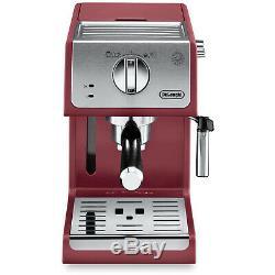 Espresso Coffee Maker Machine Cappuccino Latte 15 Bar Pump Brew Drip ECP3220R