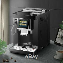 Espresso Machine Build-in grinder Full Automatic Coffee 19 Bar Cappuccino Latte