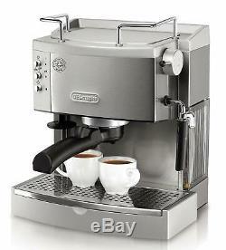 Espresso Maker DeLonghi Cappuccino Coffee Machine Kitchen Expresso Easy Serving