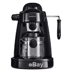 Espresso Milk Frother Automatic Nespresso Maker Coffee Cappuccino Machine Cafe