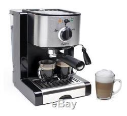 Espresso-cappuccino-latte machine Capresso 2 Cups Coffee & Espresso Combo