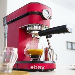 Express Manual Coffee Machine Cecotec Cafelizzia 790 Shiny Pro 1.2 L 20 Bar 1350