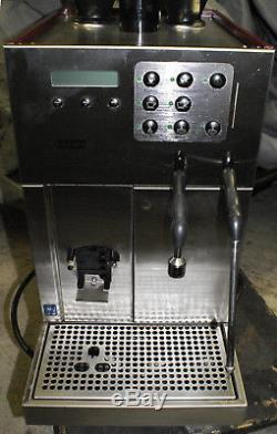 FRANKE Ecolino ESPRESSO CAPPUCCINO Super Automatic Coffee Maker Grinder Brewer