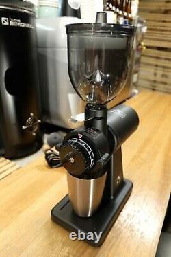 Feima 601N Advanced Coffee Grinder with HRC 60 Hardened Flat Burrs, 110V/220V
