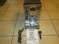 Gaggia Anima Deluxe Coffee Machine Cappuccino/Espresso WORKS GREAT COND