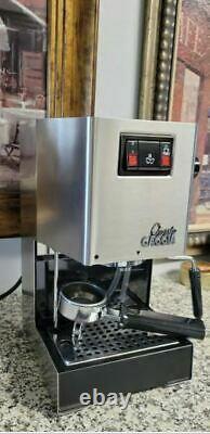 Gaggia Classic Milano Automatic Espresso/Coffee Machine with Manual