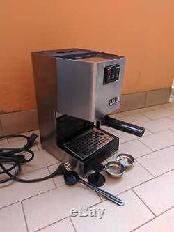 Gaggia Classic coffee Espresso Coffee maker Machine cappuccino caffe italy