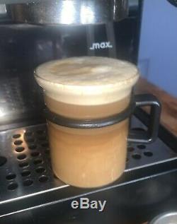 Gaggia Classsic Espresso Machine Maker Cappuccino Model Coffee Italy Serviced