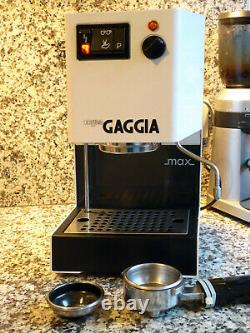 Gaggia Coffee Modell 1986 Orig. Milano Italy Siebträger Super Zustand! TOP