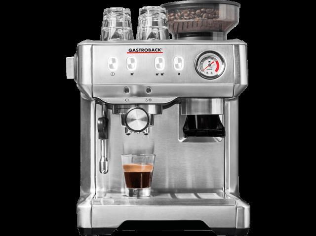 Gastroback 42619 Advanced Barista / Automatic Coffee-espresso Machine New