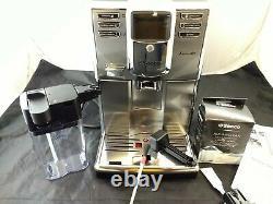 HD8917/48 Saeco Incanto Carafe Super-Automatic Espresso Machine