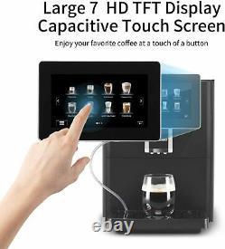 Hipresso Super Fully Automatic Espresso Coffee Machine 7 HD TFT Touchscreen
