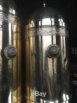 Italgi Commercial Italian Cappuccino Espresso Latte Coffee Maker Machine Bean Gr