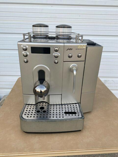 Jura 643 B3 Commercial Coffee/espresso/cappuccino Machine Pre-owned (as Is)