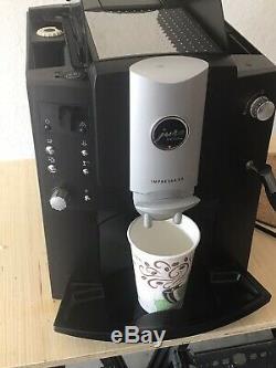 JURA E8 Automatic Coffee Machine Refurbished Black