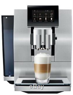 JURA Z8 Automatic Pulse Extraction Espresso/Coffee withGrinder Touch Screen #15192